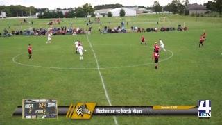 Rochester Boys Soccer vs  North Miami