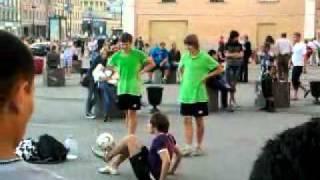 Виртуозы мяча