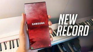 Samsung Galaxy S22 Ultra - A NEW RECORD