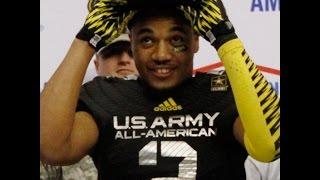 2014 Army Bowl | Marshon Lattimore Commits to Ohio State