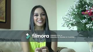 Betania Rojas Rincon Miss Intercontinental Colombia 2019 Introduction Video