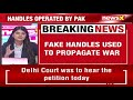 Exclusive Report On Pak ISI Cyber Terror Plan | Fake Handles Used To Propagate War | NewsX - Video