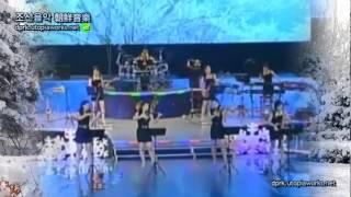 모란봉악단공연중에서 - 기악과 노래 《설눈아 내려라》