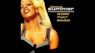 Donna Summer - Work That Magic(GMX Extended Remix)