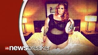 First True Plus-Size Model Signed to Major Modeling Agency in Historic Move