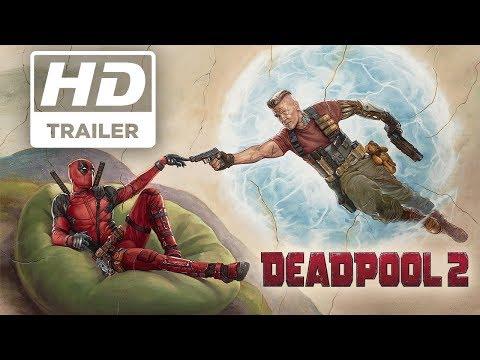 Lanzan el tráiler final de Deadpool 2