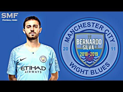 Bernardo Silva 2018-19 ● Best skills and Goals  ●  HD