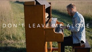 Don't Leave Me Alone   David Guetta Feat Anne Marie (cover By Jonah Baker)