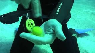 ماذا يحدث عندما نكسر بيضة تحت الماء؟ فيديو