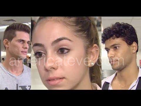 Bailarines cubanos revelan los motivos de su fuga - ANTICIPO web