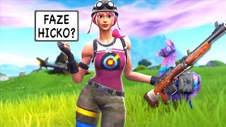 Faze Hicko? #FazeUp (my best snipes)