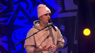 Justin Bieber - FULL STREAM PERFORMANCE Toronto #PurposeInTO