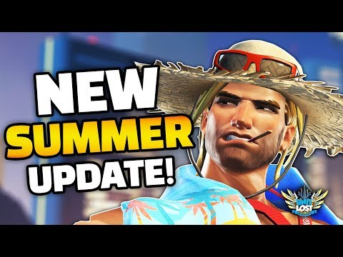 Overwatch HUGE Update Incoming? New and Different Summer!