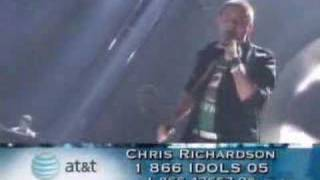 Chris Richardson - Wanted Dead or Alive