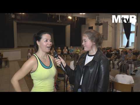 Maraton artystyczny w Brzeźnicy - relacja MtvB