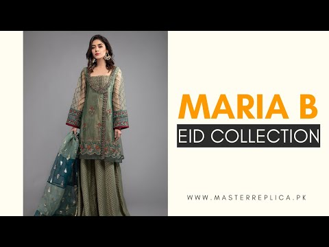 Maria B Eid Collection | Master Replica Pakistan