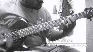 Zygnema - Shell Broken Hell Loose (Guitar Cover)