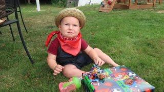 Elliots Farm Themed Birthday Party