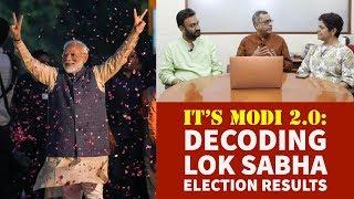 Election Results 2019   It's Modi 2.0: Decoding Lok Sabha Election Results