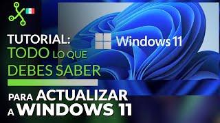 Windows 11 llega a MÉXICO: cómo actualizar GRATIS, requisitos y cómo descargar el ISO