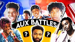 Aux Battles: Roulette Edition FT. LIL UZI, PlayBoi Carti & Childish Gambino