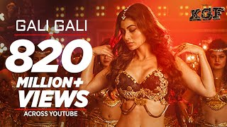 KGF: Gali Gali Video Song | Neha Kakkar | Mouni Roy | Tanishk Bagchi | Rashmi Virag | T SERIES