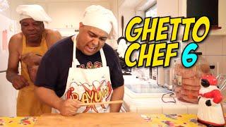 GHETTO CHEF 6!: OMLETTE & SMOOTHIE