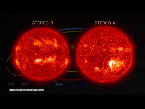 Solar Storm Would Have Wreaked Havoc On Earth - Multiple Views | Video Mp3