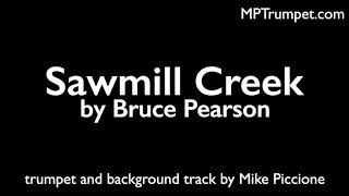 Sawmill Creek By Bruce Pearson