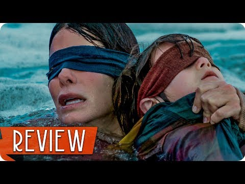 BIRD BOX Kritik Review (2018)