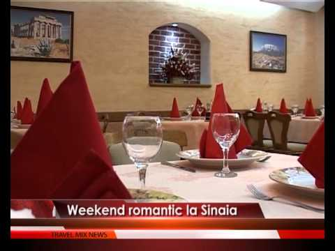 Weekend romantic la Sinaia – VIDEO