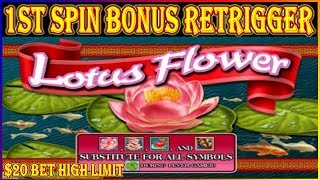 Lotus Flower Slot Twin Rivers 3 Max Bet Rtfgamers