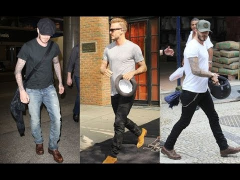 David Beckham Fashion Style - [2017] Mp3
