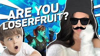 THIS KID THOUGHT I WAS LOSERFRUIT?! (RANDOM DUOS)