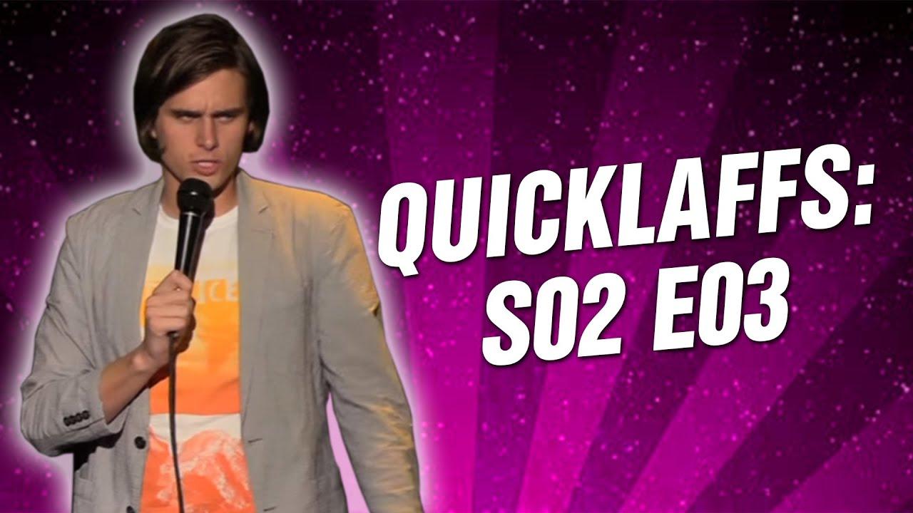 Comedy Time - QuickLaffs: Season 2 Episode 3