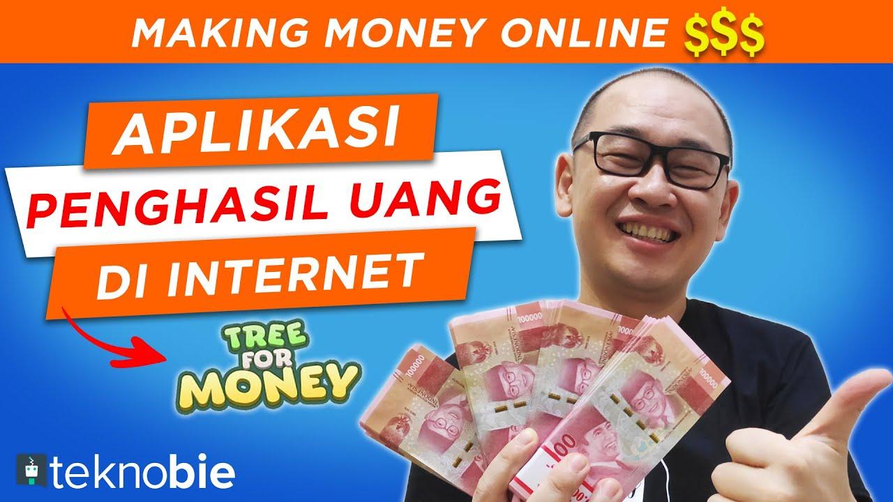 Aplikasi Penghasil Uang Di Web - Tree For Cash (Earning Money Online 2021) thumbnail
