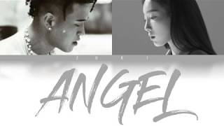 Angel (Feat. 태연 TAEYEON) - Chancellor (챈슬러) [HAN/ROM/ENG COLOR CODED LYRICS]