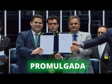 Promulgada PEC que agiliza recursos para estados e municípios -12/12/19