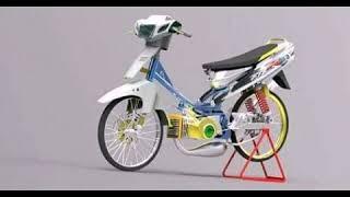 Modifikasi Motor Fiz R Warna Hitam Blog Motor Keren