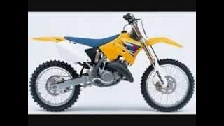 History of the Suzuki RM125