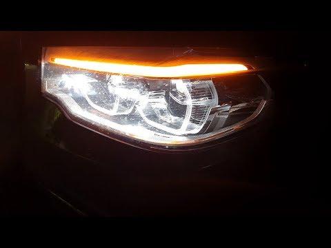 2019 BMW 5er - Adaptive LED-Scheinwerfer LED Blinker