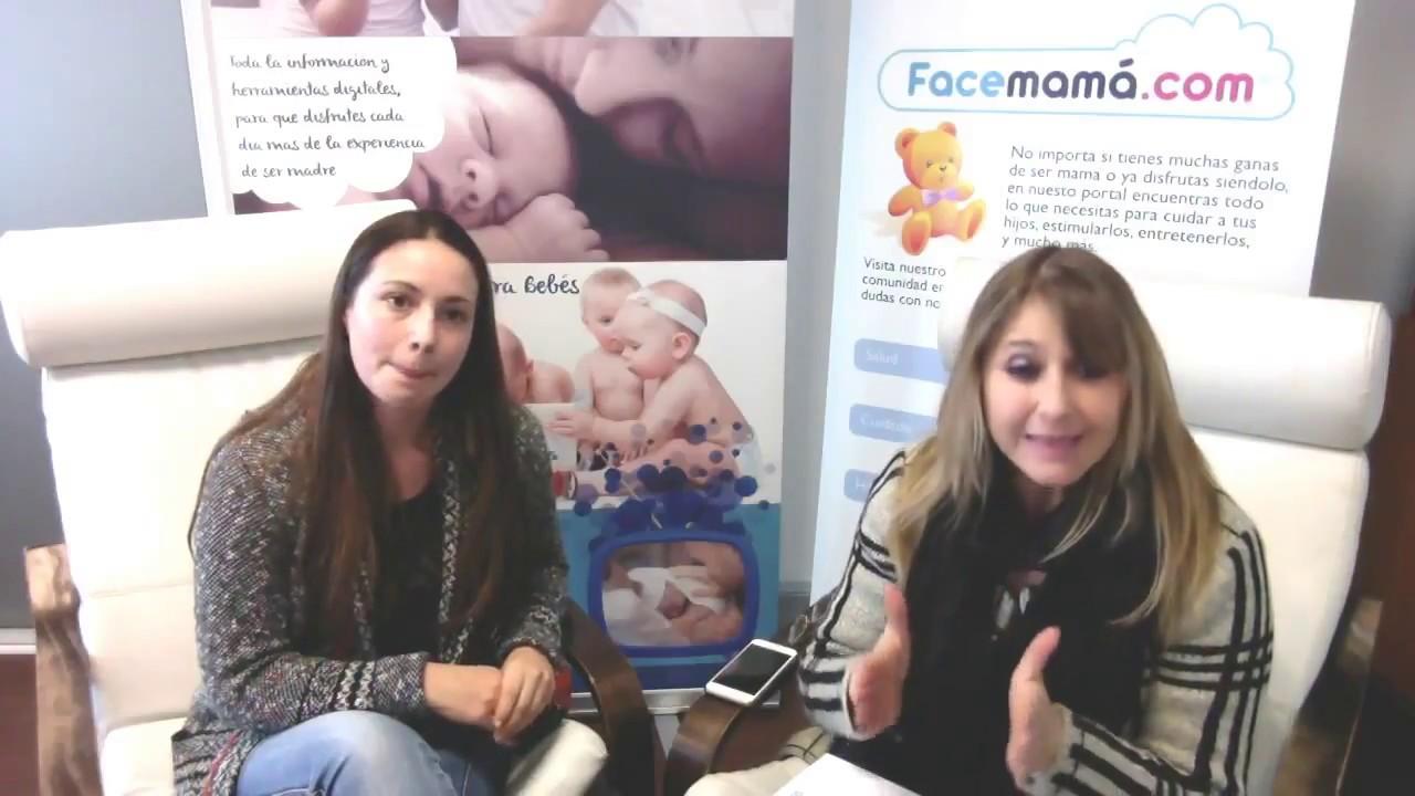 Depresión en el embarazo - Psiquiatra Paulina Troncoso - Facebook en vivo 24-06-2016