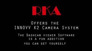 INNOVV K2 Motorcycle Camera System Fun with Dashviewer Software and more