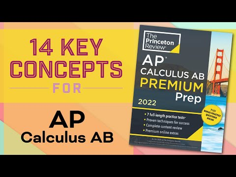 14 Key Concepts for AP Calculus AB | Spring 2021 AP Exams | The ...
