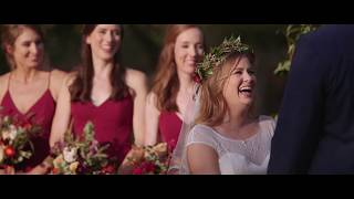 Dan & Kara's Chandelier Grove Wedding Film