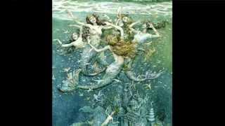 Mermaids..  Paintings