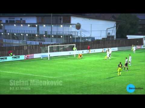 Goalgetter Milenkovic