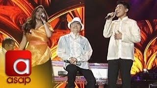 "ASAP: Angeline Quinto and Darren Espanto sing ""Umiiyak Ang Puso"""