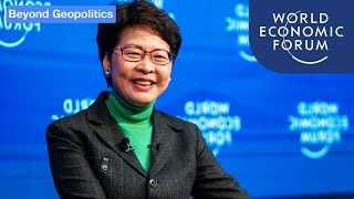 A Conversation with Carrie Lam, Chief Executive of Hong Kong SAR | DAVOS 2020
