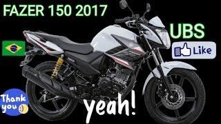 Yamaha Fazer 150 2016/2017 - O que é UBS? I André Ricardo C.T.